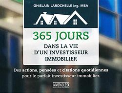 365 jours dans la vie d'un investisseur immobilier