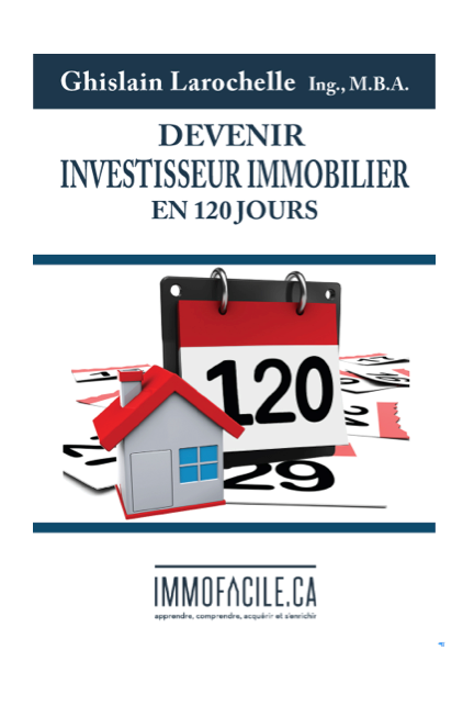 Devenir investisseur immobilier en 120 jours